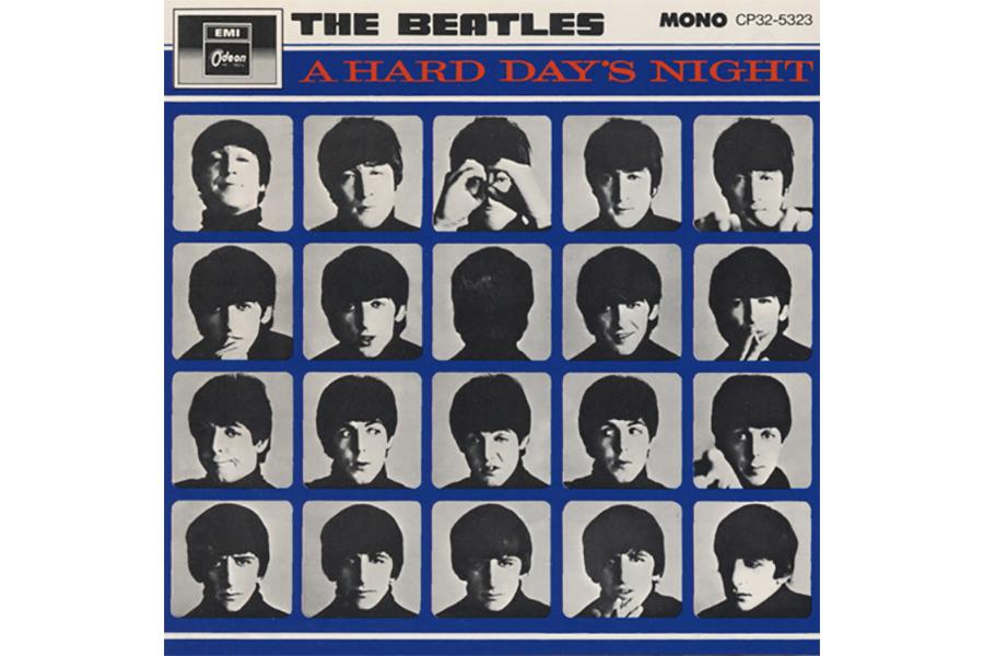 彼らの3作目のオリジナル・アルバムとして発売された、同映画のサウンドトラック『A Hard Day's Night』
