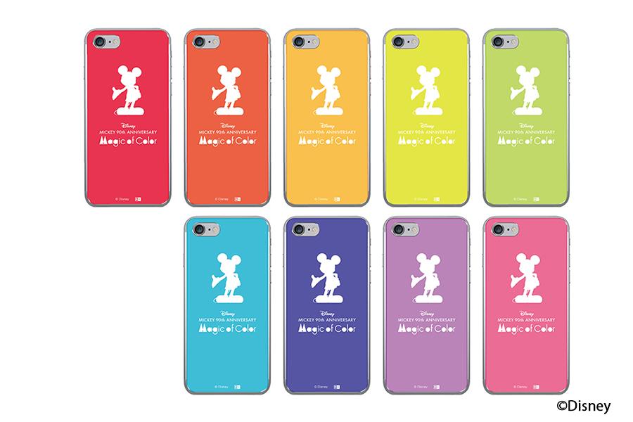 スマホケース カラー各種(2462円)