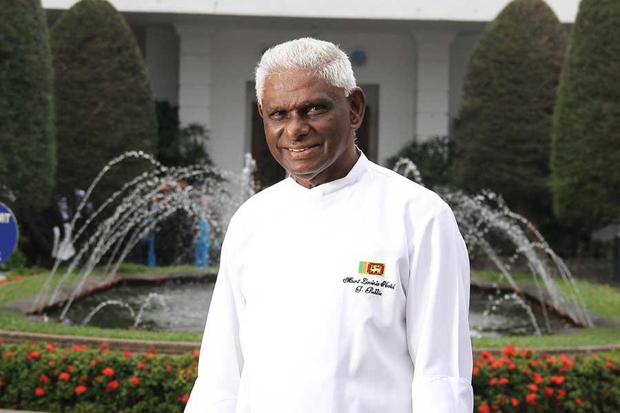 スリランカでは、生ける伝説と言われるパブリス・シルワさん