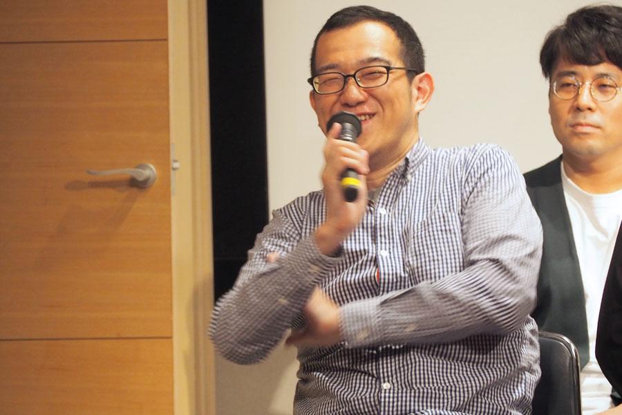 「77不思議って多いんですけど、景気良くしたかった(笑)」と話す上田誠