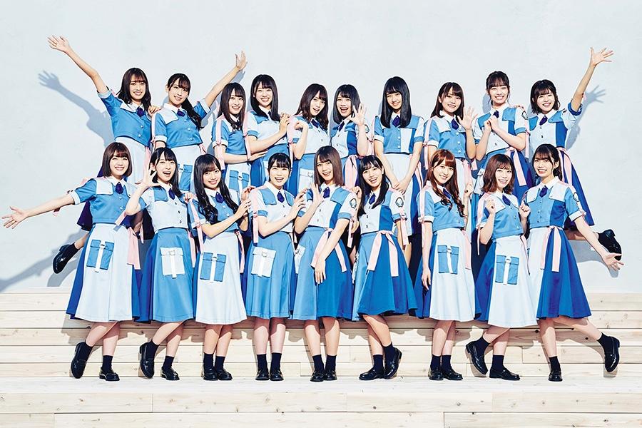 イベント2日目(9月15日)に出演が決まった日向坂46