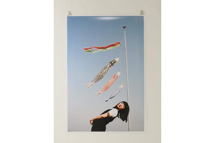 南阿沙美写真展『島根のOL』より