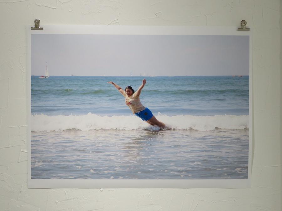南阿沙美写真展『MATSUOKA!』より