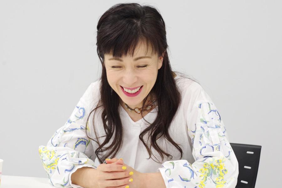 はじめて野田作品を観た際、「話がわかんなくて(笑)」とショックを受けたという羽野晶紀