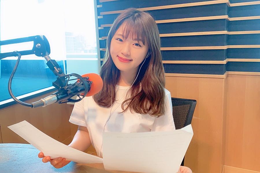 FM OH!から初の冠番組がプレゼントされたNMB48の渋谷凪咲