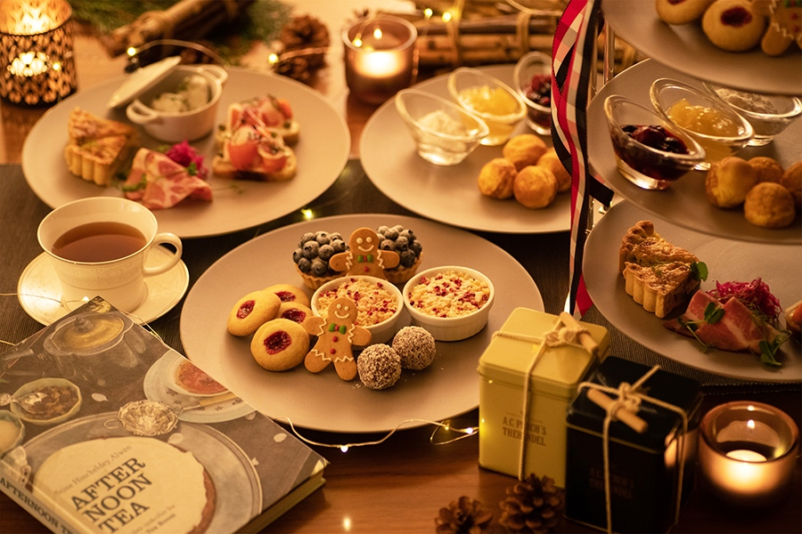10月1日からスタートする『Nordic Afternoon Tea』
