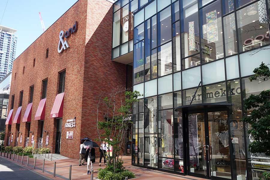 12店舗が新規、1店舗がリニューアルした「あべのアンド」