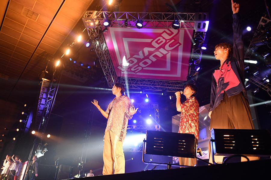 全7曲を披露したFANTASTICS from EXILE TRIBE(15日・インテックス大阪)