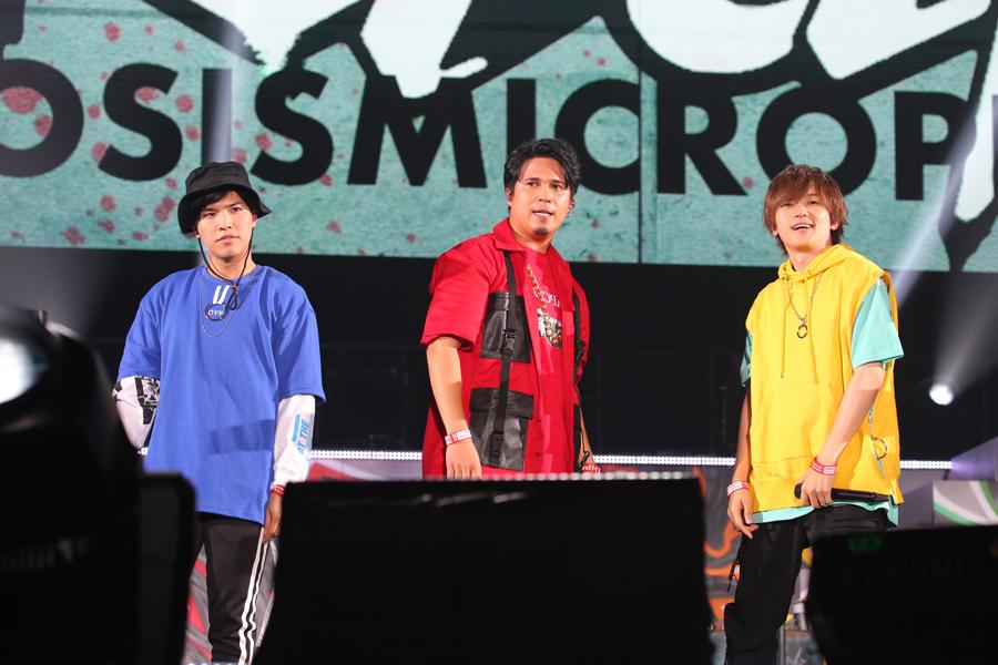 イケブクロ・ディビジョンBuster Bros!!!(7日・大阪城ホール)