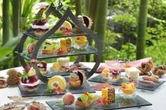 ホテルで贅沢に・・・大阪のアフタヌーンティー