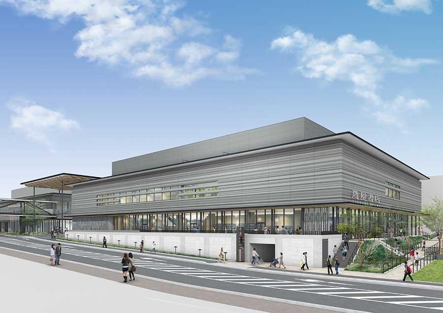 2020年春に開業予定の「奈良コンベンションセンター」(イメージ)