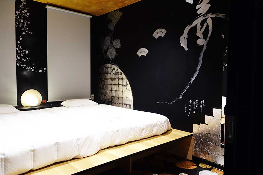 外国人に人気の部屋は、日本らしさを活かしたデザインに