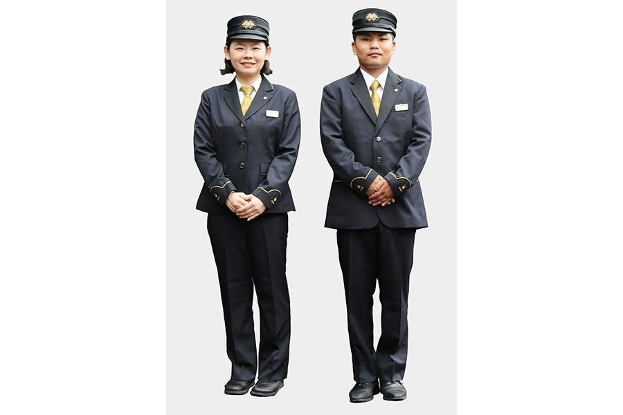 26年ぶりにリニューアルされる「叡山電鉄」の新制服
