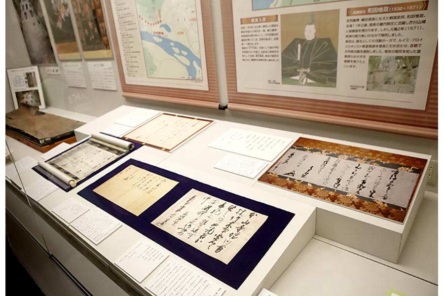 エリア内には、資料を通して江戸時代の高槻を知ることができる「しろあと歴史館」も