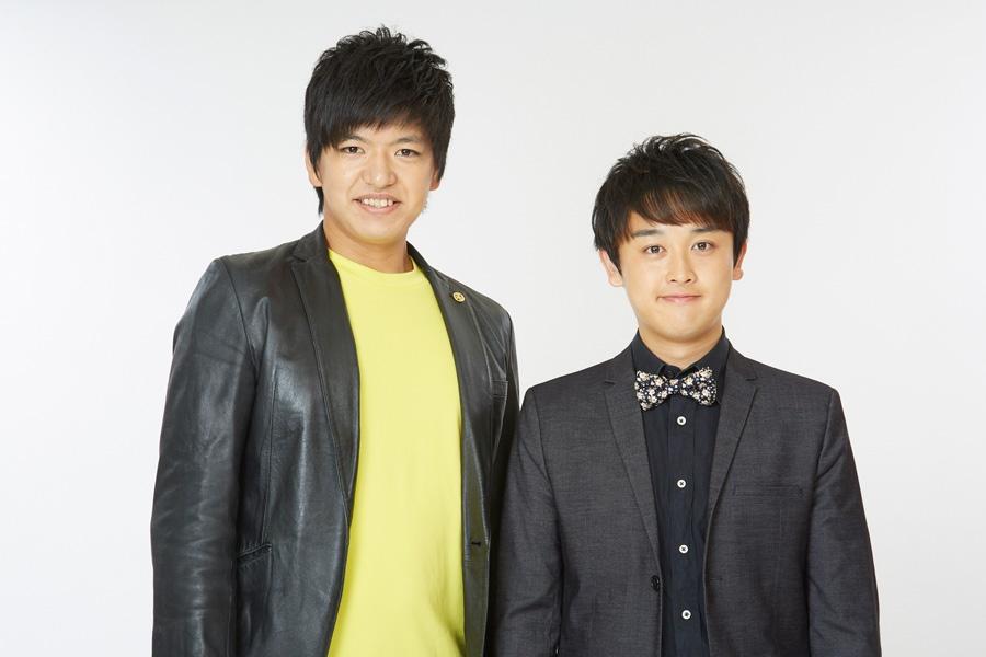 からし蓮根(左から伊織、杉本青空)(c)YOSHIMOTO KOGYO CO.,LTD.