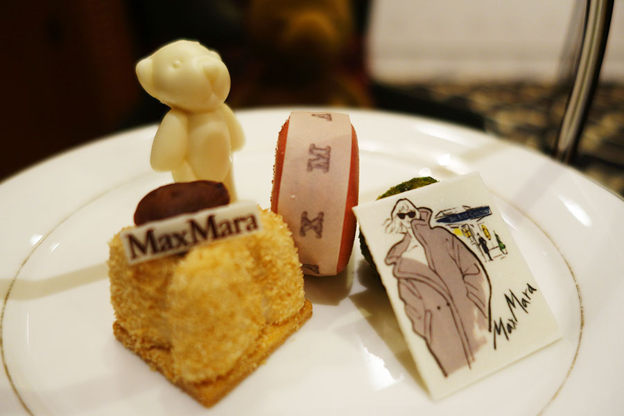 ホワイトチョコレートのイラストを手がけたのは、国内外で活躍するイラストレーターYOCOさん