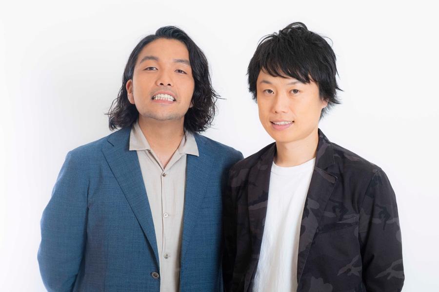 見取り図(左から盛山、リリー)(c)YOSHIMOTO KOGYO CO.,LTD.