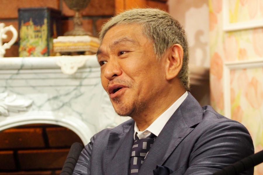 『探偵!ナイトスクープ』新局長に就任したダウンタウン・松本人志(25日・ABCテレビ)