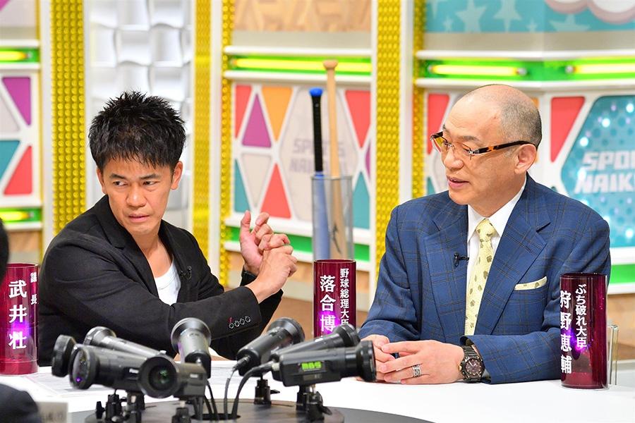 毎日放送『戦え!スポーツ内閣』で、阪神退団の鳥谷敬選手について語った落合博満氏