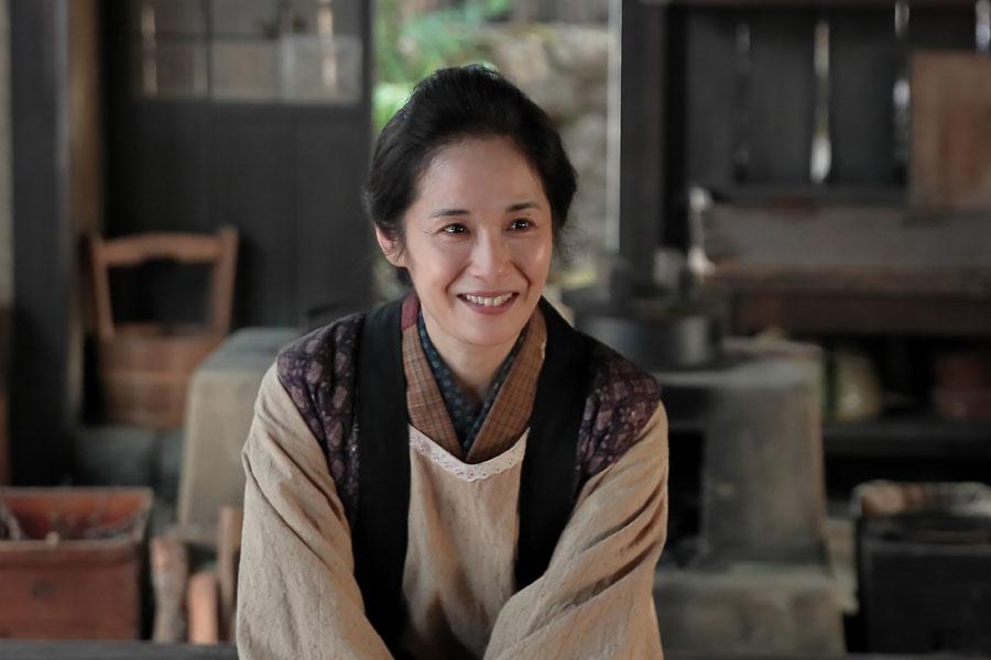 共演する戸田恵梨香について「好き!」と告白した富田靖子