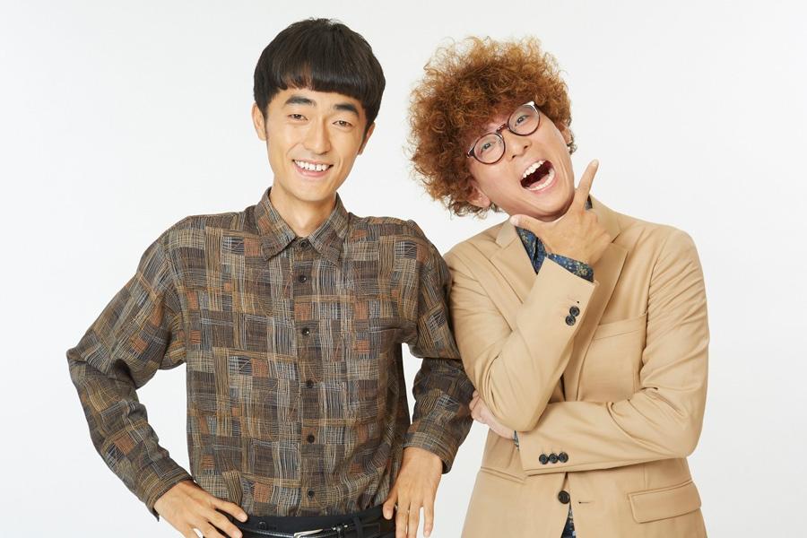 たくろう(左から赤木裕、きむらバンド)(c)YOSHIMOTO KOGYO CO.,LTD.