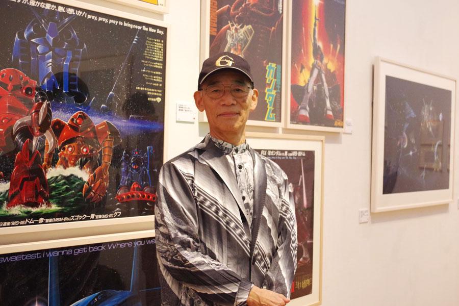 『機動戦士ガンダム』をはじめ、『聖戦士ダンバイン』『重戦機エルガイム』など名作の数々を生んだ富野由悠季監督