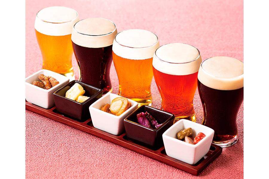ヱビスと料理のマリアージュツアー(2000円・税別)