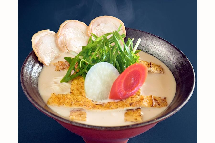 「香ばしお揚げと酒粕ラーメン」(1130円・税別)