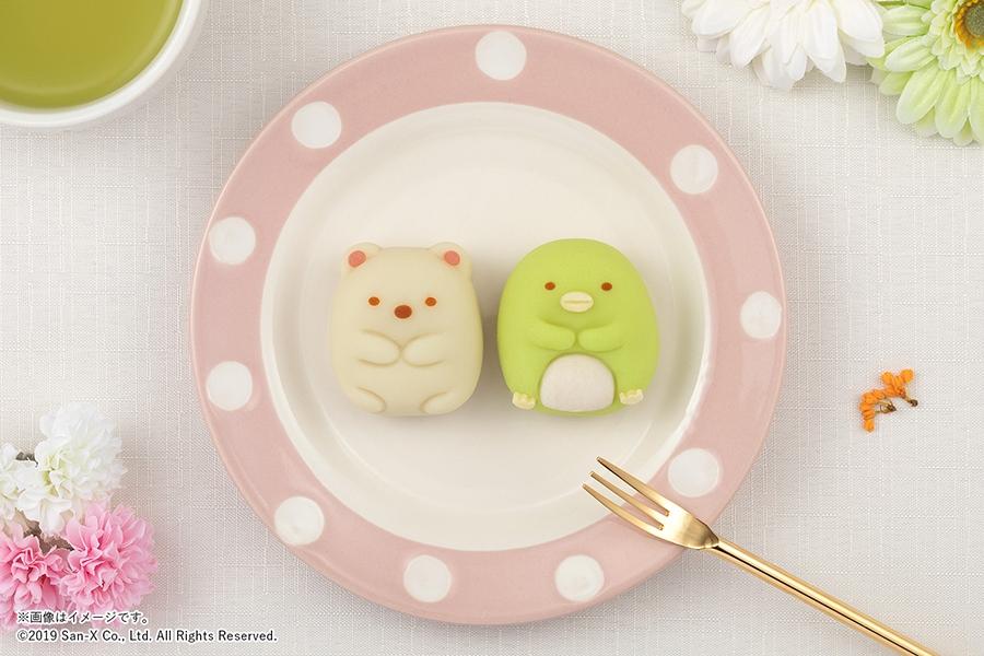 「食べマス すみっコぐらし」(369円・税別)