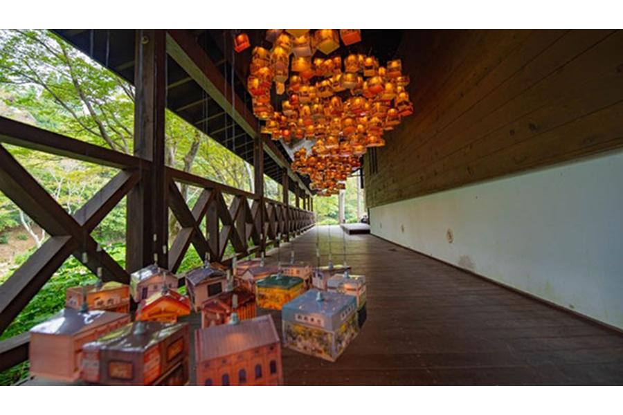 準グランプリ 栗真由美 「builds crowd AMAGASAKI」六甲高山植物園