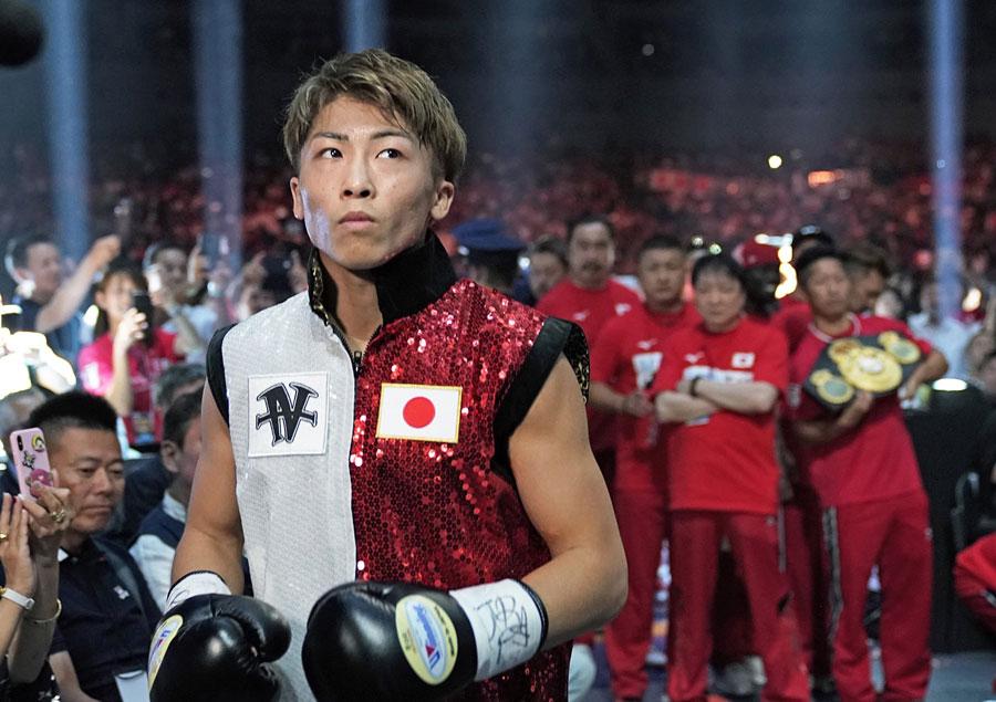 日本ボクシング史上最高とも言える『ワールド・ボクシング・スーパーシリーズ(WBSS)』バンタム級トーナメント決勝に挑む井上尚弥選手