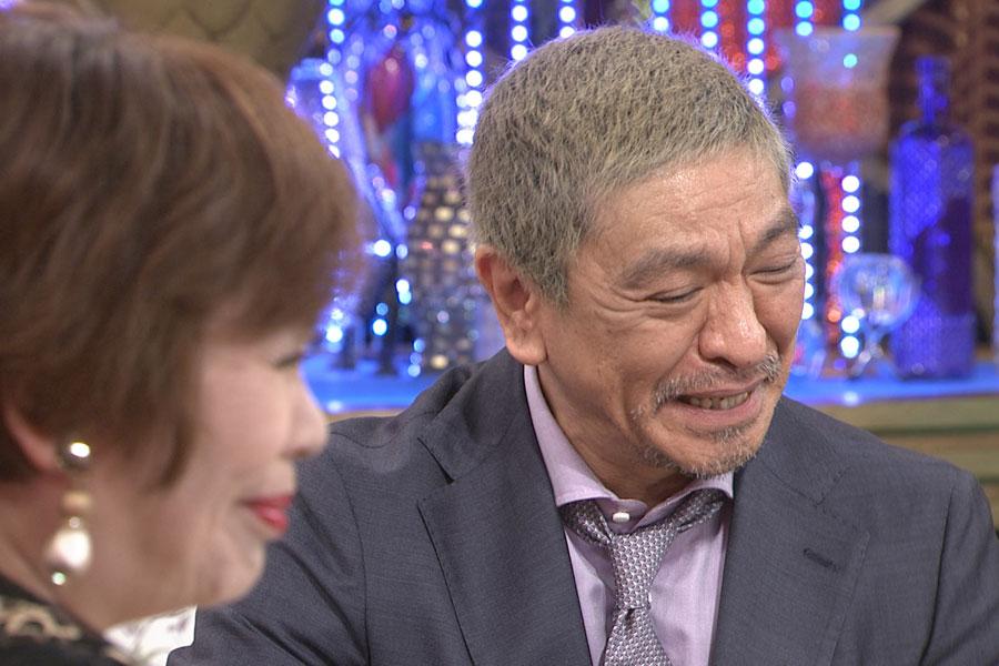 快傑えみちゃんねる』(カンテレ)にゲスト出演したダウンタウンの松本人志