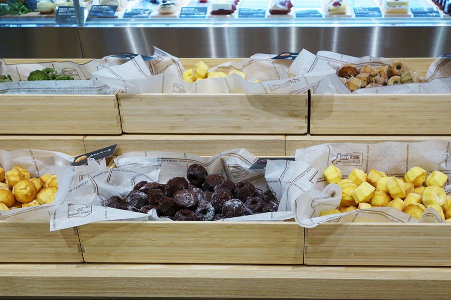 「京都 クグロフ家」で、好きな味を選べる焼きクグロフ