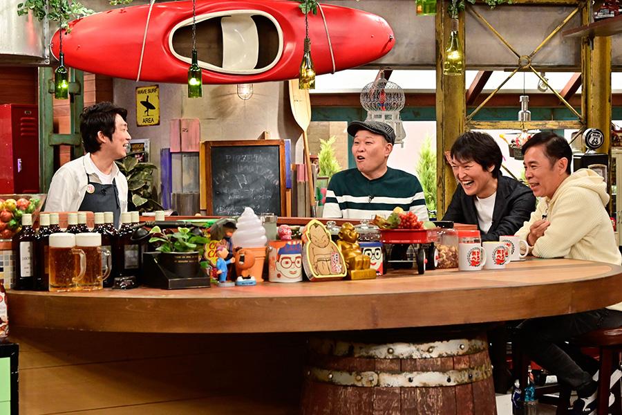 12月7日の放送回より、ノンスタ石田が2代目店長に