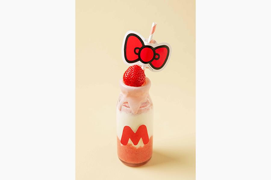 「ハローキティリボンのいちごミルク」(920円)