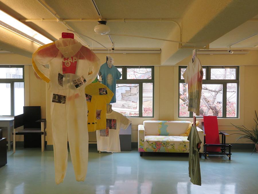 「私と私たち」展より、木村たけし作品