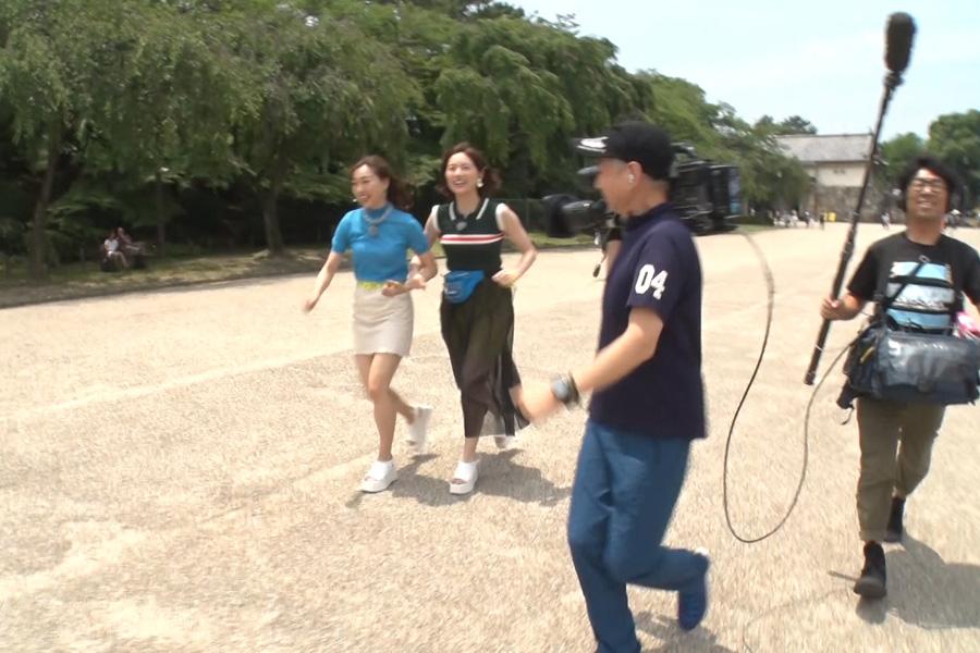 SKE48登場回(写真提供:MBS)