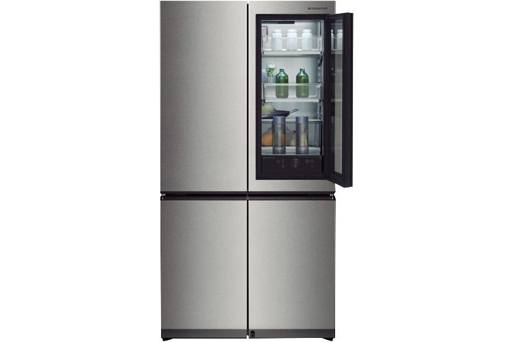 LGエレクトロニクス「LG SIGNATURE InstaView Door-in-Door 冷蔵庫」