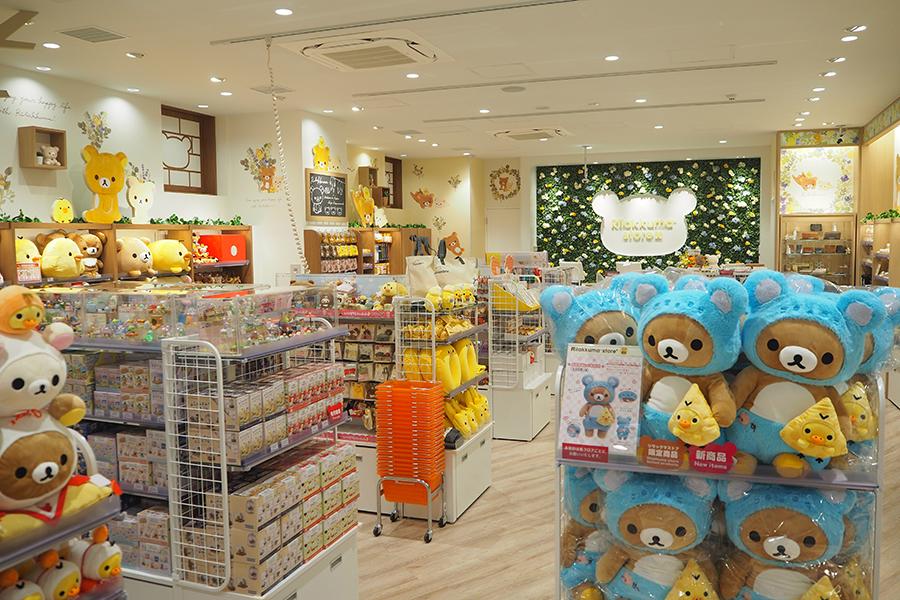 京都初出店の「リラックマストア」