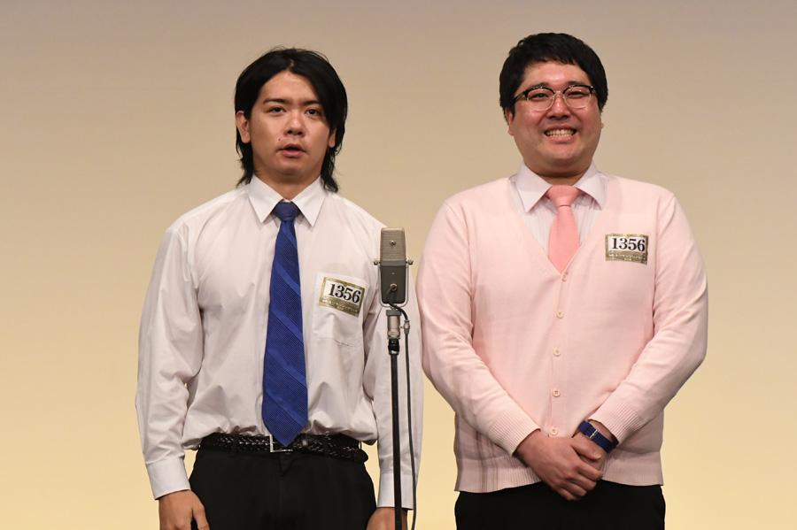 マヂカルラブリー(4日・準決勝の様子)(C)M-1グランプリ事務局