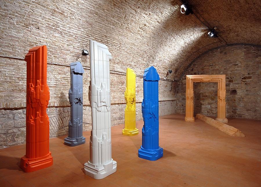 ニーノ・カルーソ《シチリアの記憶》1999-2004年