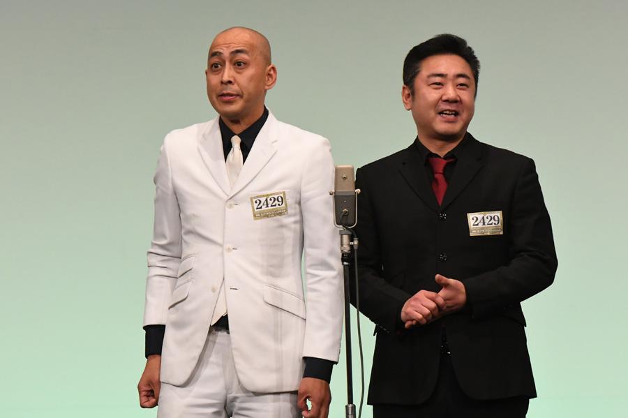錦鯉(4日・準決勝の様子)(C)M-1グランプリ事務局