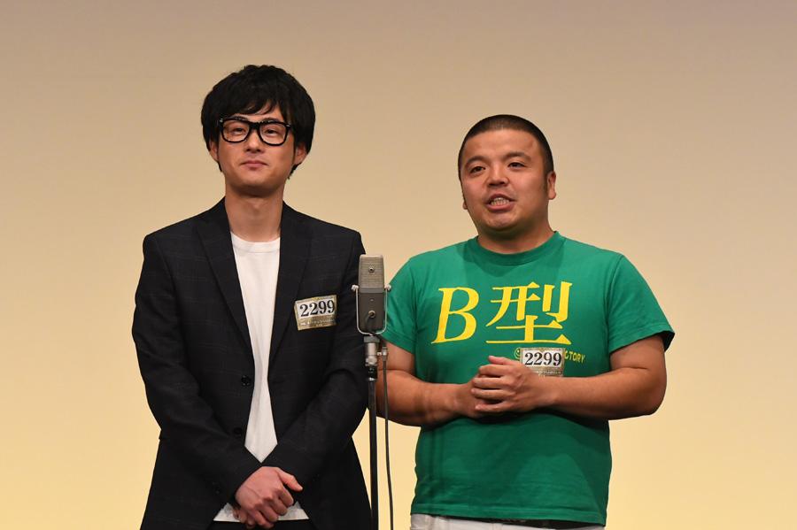 セルライトスパ(4日・準決勝の様子)(C)M-1グランプリ事務局
