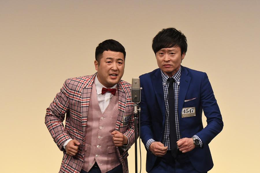和牛(4日・準決勝の様子)(C)M-1グランプリ事務局