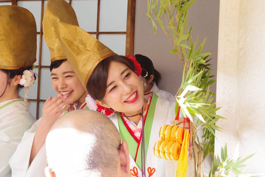 福 今宮戎 娘 神社