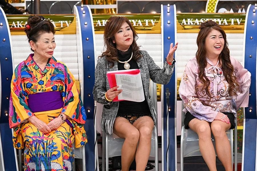 (左から)美枝子ママ、美空ママ、一恵ママ(写真提供:MBS)