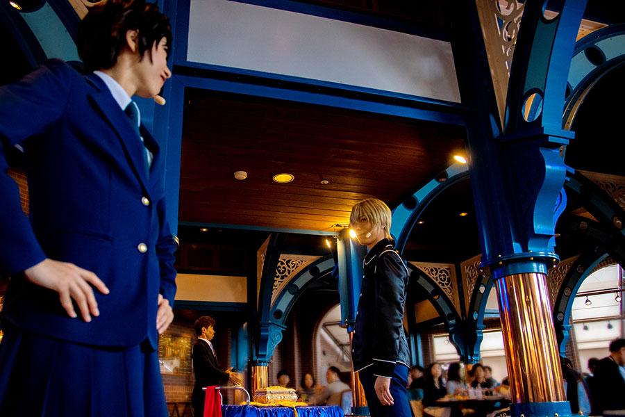 『名探偵コナン・ミステリー・レストラン』に登場する安室透、世良真純