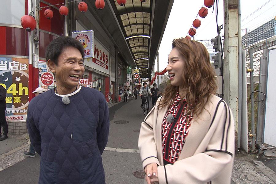 浜田、ウイカのチーママっぷりを大絶賛