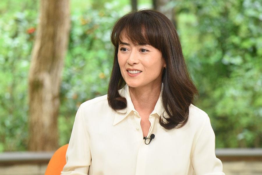 23年ぶりに女優業を再開した後藤久美子(写真提供:MBS)