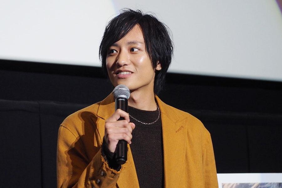 「この映画を経て、自分の気持ちに正直に生きられるようになってきた」と話す藤原季節(17日・大阪市内)